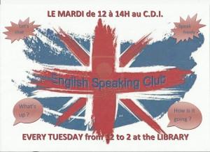 ENGLISH CLUB 001